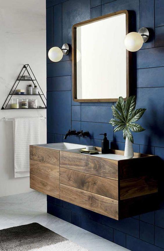 blauwe-badkamer